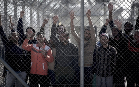 The refugee crisis is tearing Europe apart