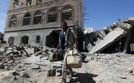US may be complicit in war crimes in Yemen