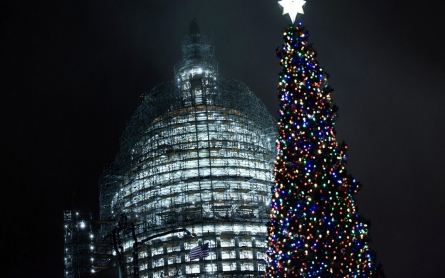 Congress gives Americans a lump of coal for Christmas