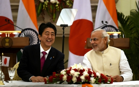 Japan embraces India as China looms