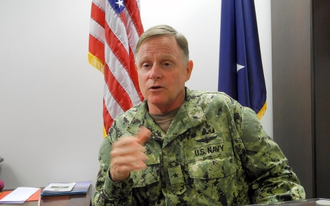 Thumbnail image for Opinion: To be commander at Gitmo, no experience necessary
