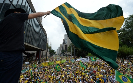 Brazil's elites are revolting