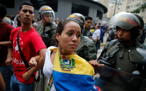 Thumbnail image for Obama absurdly declares Venezuela a security threat