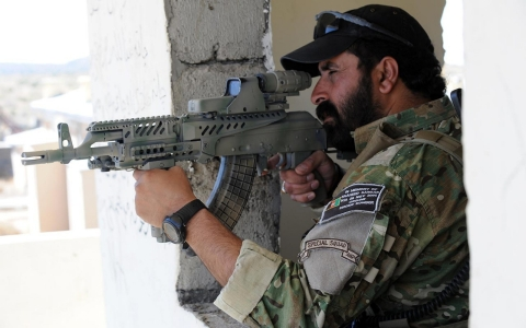 Thumbnail image for Who will police Afghanistan's policemen?
