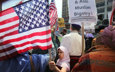 Thumbnail image for American Muslims should fight Islamophobia in 2016 elections