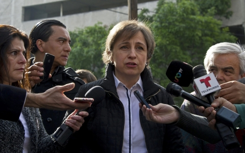Thumbnail image for Mexico ramps up pressure on journalists