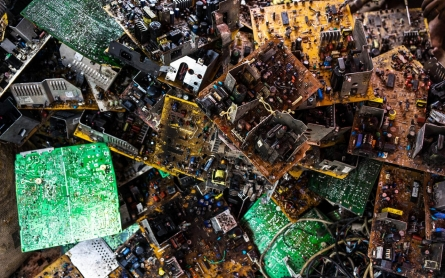 Climbing down from our mountain of e-waste