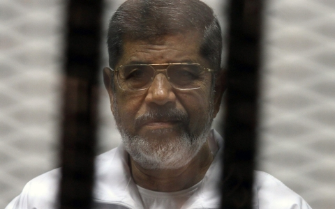 Thumbnail image for Egypt should not make a martyr of Mohamed Morsi