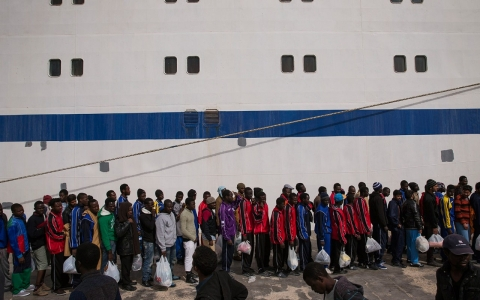Thumbnail image for OPINION: Med-crossing migrants seek refuge in Europe