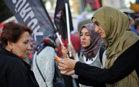 Thumbnail image for OPINION: New challenge to Turkey's ruling party comes from within Islam