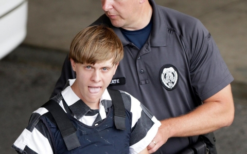 Thumbnail image for Charleston shooting is domestic terrorism