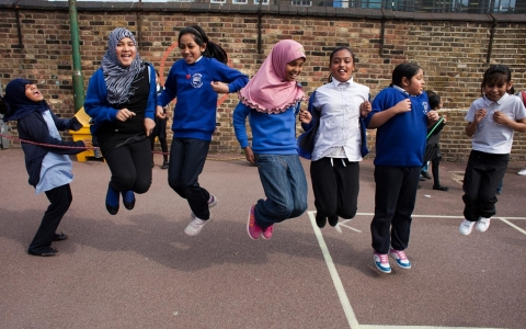 Thumbnail image for Ramadan ban part of UK's profiling of Muslim kids