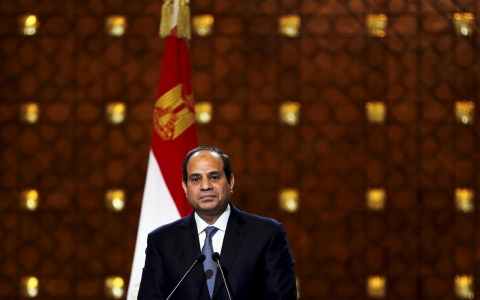 Thumbnail image for Opinion: President Sisi's very bad year