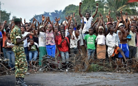 Break the cycle of violence in Burundi