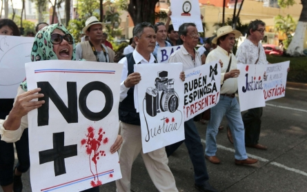 Mexico's journalists need a 'Je suis Charlie' moment