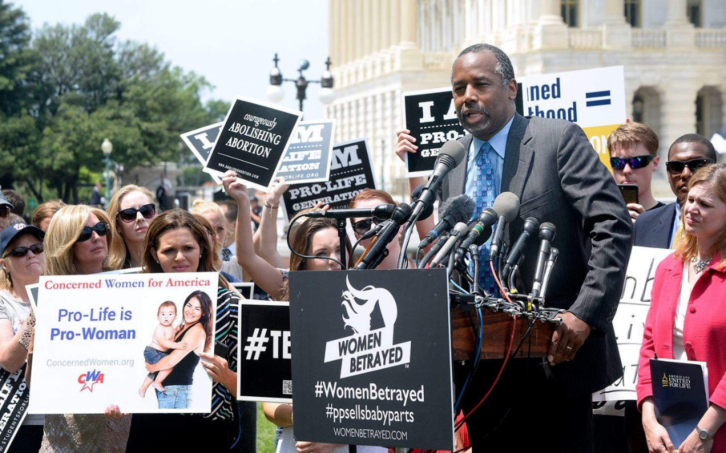 Ben Carson S Myths About Abortion And Black Women Al Jazeera America