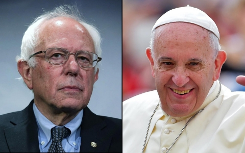 Thumbnail image for Pope Francis, Bernie Sanders and the moral imperative of systemic change