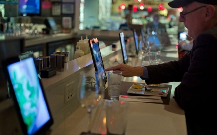 Airport iPads are a new way to alienate labor