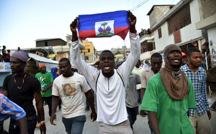 For US in Haiti, black votes don't matter
