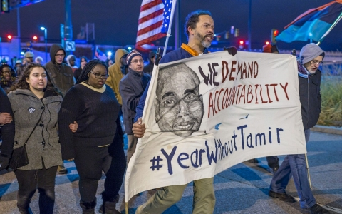 Thumbnail image for Impunity in Tamir Rice killing intensifies demands for systemic reform