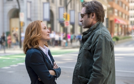 Is 'The X-Files' relevant in the age of terror?