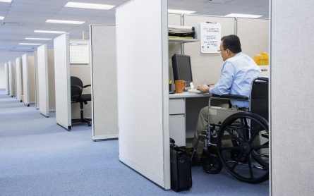 Disabled people need not apply