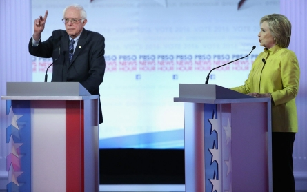 Idealistic Hillary vs. pragmatic Bernie