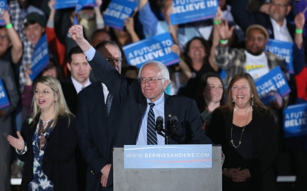 Sanders' surge marks public outrage with rigged system