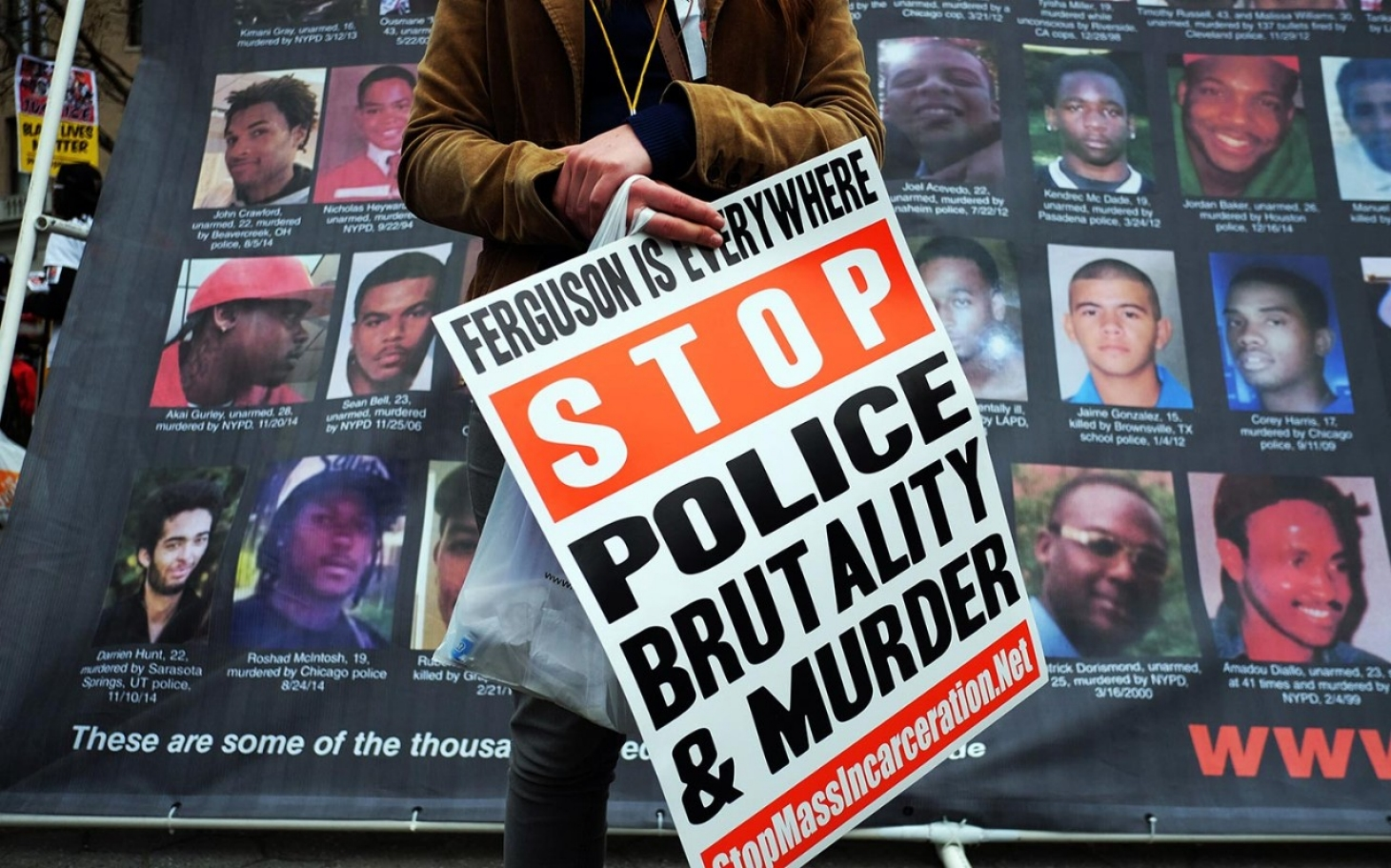 5 facts about police brutality in the United States that will shock you