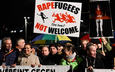 The rapist refugee as Germany's boogeyman
