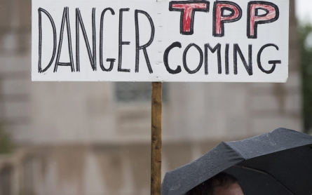 The Trans-Pacific Partnership threatens our liberty