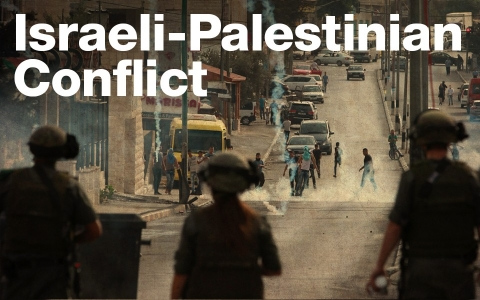 Thumbnail image for Israeli-Palestinian Conflict