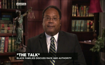 Black conservative group leader: 'The talk gives bad advice'