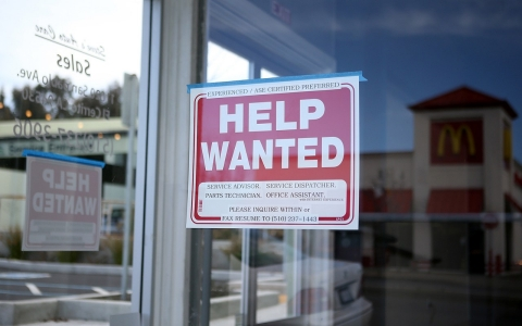 Thumbnail image for More jobs, lagging pay: Rosier labor market still has families struggling