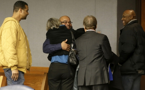 Thumbnail image for DNA exoneration: Redeeming the wrongfully convicted