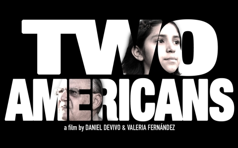 """Two Americans"" World Television Premiere - Sunday, October 27, 2013 9E/ 6P"