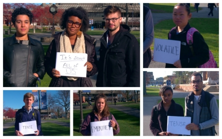 Ithaca students' thoughts about race on campus