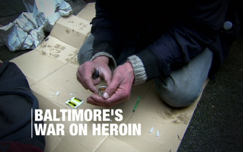 Thumbnail image for Inside Baltimore's radical plan to battle heroin overdoses