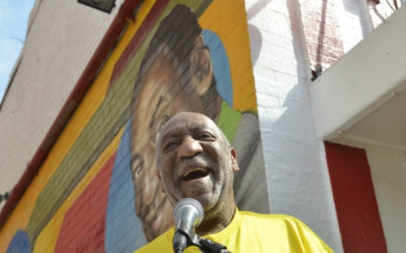 Amid rape claims, what's the future of Cosby mural at Ben's Chili Bowl?