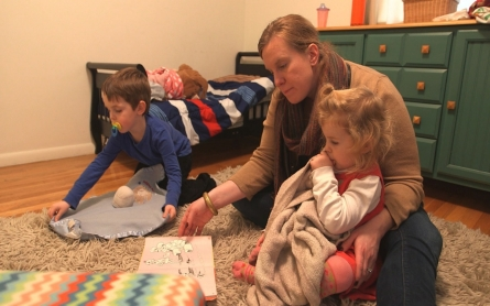Left Behind: Families without paid leave are struggling