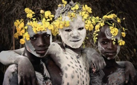 Thumbnail image for Through the lens: The world's dying tribal cultures