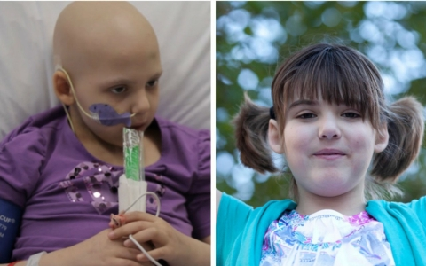Emily Whitehead was only given days to live. After becoming the first pediatric patient to receive the T-cell treatment, she is now cancer-free.