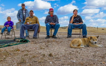 On Pine Ridge Reservation, Sioux take a stand against alcoholism