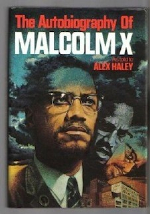 the autobiography of malcolm x an american civil rights fighter Malcolm 'x' was born malcolm little  his father's outspoken championing of civil rights resulted in death  he founded the organisation of afro-american.
