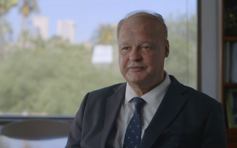 Arizona Attorney Gen. Tom Horne calls the FLDS community in Colorado City, Ariz. one of the biggest current human rights violations in America.