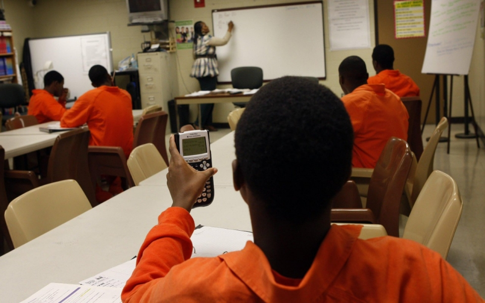 The school-to-prison pipeline: By the numbers | Al Jazeera America