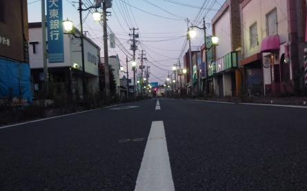 Inside Fukushima's ghost towns