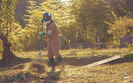 Gangsters and 'slaves': The people cleaning up Fukushima