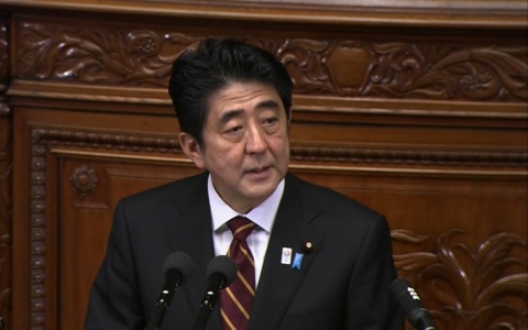 Japan Prime Minister Shinzo Abe's support of nuclear has received pushback from local politicians.