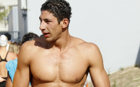 Al-Barazi is still disappointed in his showing at the 2012 Olympics.